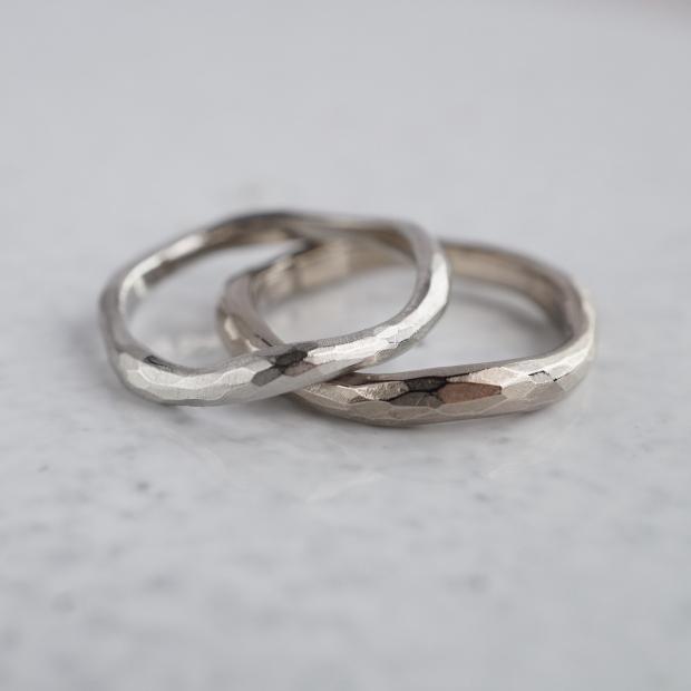 Wedding band 結婚指輪