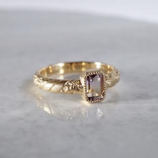 "Custom made  ""Ametrine ring"""
